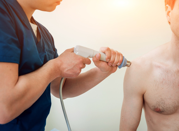 Laser therapy treatment for increased muscular endurance